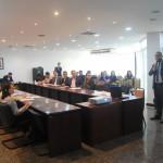 Na reunião, também foi apresentado aos conselheiros o estudo de avaliação atuarial