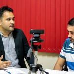 O diretor do Fepa, Aderaldo Neto, representou o Iprev no debate