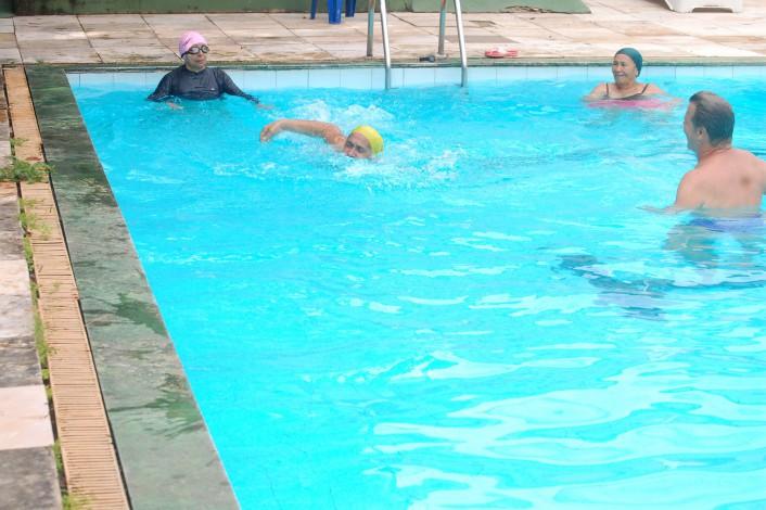 Aulas são realizadas às terças e quintas no Centro Social dos Servidores