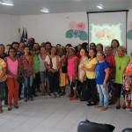 Servidores participaram de palestra e exibição de vídeos no Centro Social dos Servidores