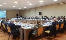 Encontro foi realizado em Manaus (AM) e reuniu dirigentes da previdência de estados e municípios brasileiros (Foto: Divulgação/Amazonprev)
