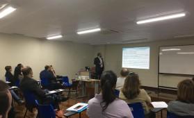Iprev e TCE promoveram roda de conversa (Foto: Divulgação)