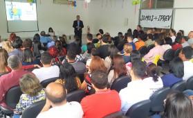 Objetivo foi apresentar o Planejamento Estratégico, o Código de Ética e a Identidade Organizacional do Iprev